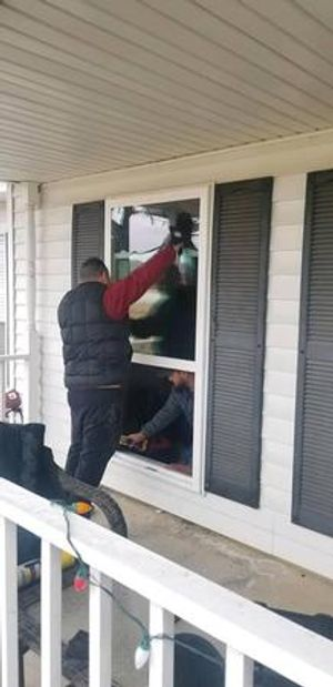 Cowboys Glass & Windows also offers glass replacement and repair services.