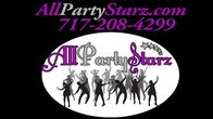 All Party Starz makes you and your guest the star of your party!