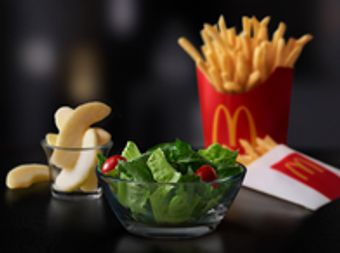 McDonald's Snacks & Sides Menu Items