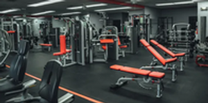 We boast a hand selected and fully built out gym from experienced personal trainers.  Each machine has been personally tested to ensure the most natural , comfortable and effective movement available.