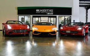 Image 6 | Exotic Car Collection by Enterprise