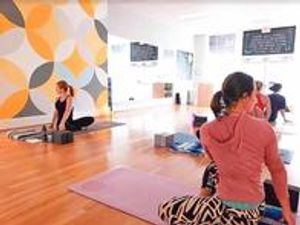 Sign up for a membership or drop in to join one of our vinyasa power classes!