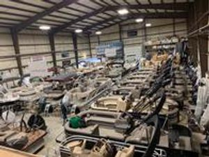 Here at Buckeye Lake Marina we are committed to having the most extensive inventory and being the best boat dealer in Millersport, OH.