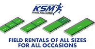 KSM Sports & Fitness field rentals