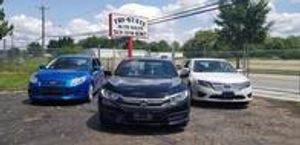 So stop by our used car lot today to find your next vehicle!