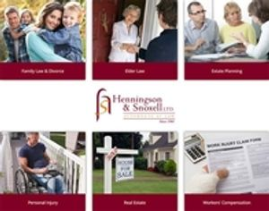At Henningson & Snoxell, we guide our clients through the process of adoption, assist with the purchasing and sales of homes and help plan for the future through estate planning and will preparation. To learn more about our services, give us a call today.