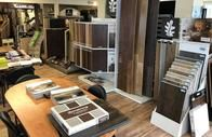 Stop in to meet with our flooring professionals.