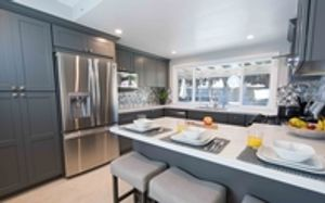 Steel Grey Kitchen Cabinets https://www.cabinetdiy.com/grey-kitchen-cabinets