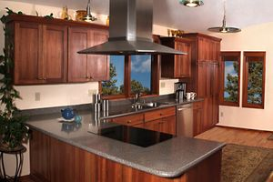traditional kitchen remodel in colorado springs