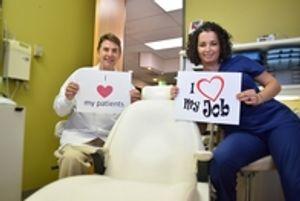 We love our patients!