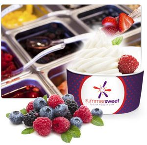 Our sugar-free, fat-free, dairy-free frozen yogurts provide all the healthy cultures you need to have a healthy immune system.