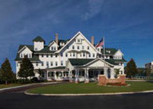 The Belleview Inn Entrance