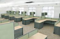 Modular Office System Installation and Teardown