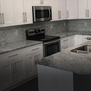 Polaris Cabinets & Design uses state-of-the-art technology to design your dream kitchens, bathrooms, and home spaces.
