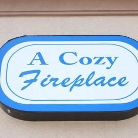 Image 9 | A Cozy Fireplace