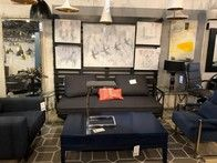 Looking to update your home? Check out our modern furniture and decor!
