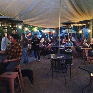 Beautiful Live Music Night! Dogs are welcome on the patio!
