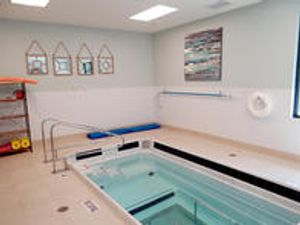 ApexNetwork Physical Therapy Aquatic Therapy Room