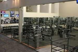 Our weight room