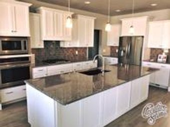 Re-design your kitchen or bath with Creative Stone of Fayetteville. Stop in or schedule a consultation today!