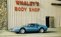 Our auto body shop!