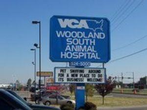 Image 3   VCA Woodland South Animal Hospital