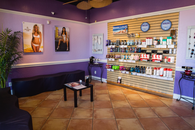 Our tanning salon