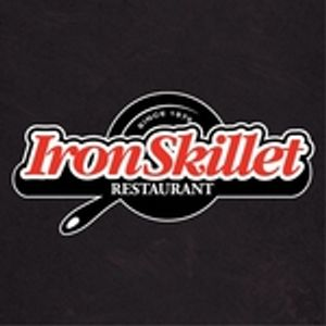 Since 1975, the Iron Skillet Restaurant has been cooking up fresh food served by friendly folks. With over 65 locations featuring from scratch recipe favorites and our famous fresh salad bar and full buffet, come see why Iron Skillet is VOTED BEST year after year!