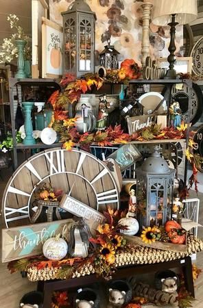 Come see us for all of your fall decor needs!
