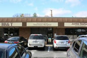 Welcome to Stevenson Village Veterinary Hospital!  We're conveniently located off of E. Sudbrook Lane in Sudbrook Square.