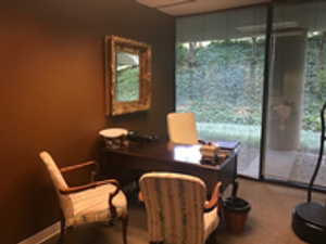 One of our consultation spaces.
