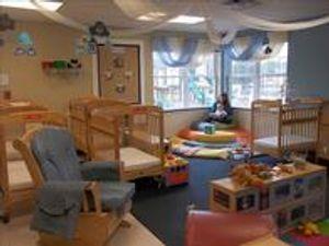 Our warm and nurturing nursery