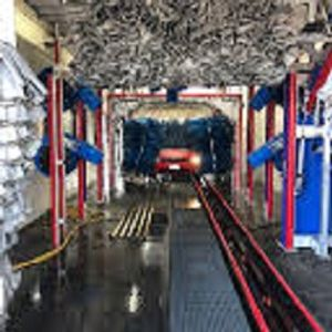 We are a full service car wash with washes starting at just $10.00.