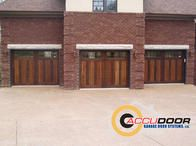 When it comes to your building's garage door needs, we are here! Contact us!