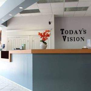 The front lobby at Today's Vision Gateway