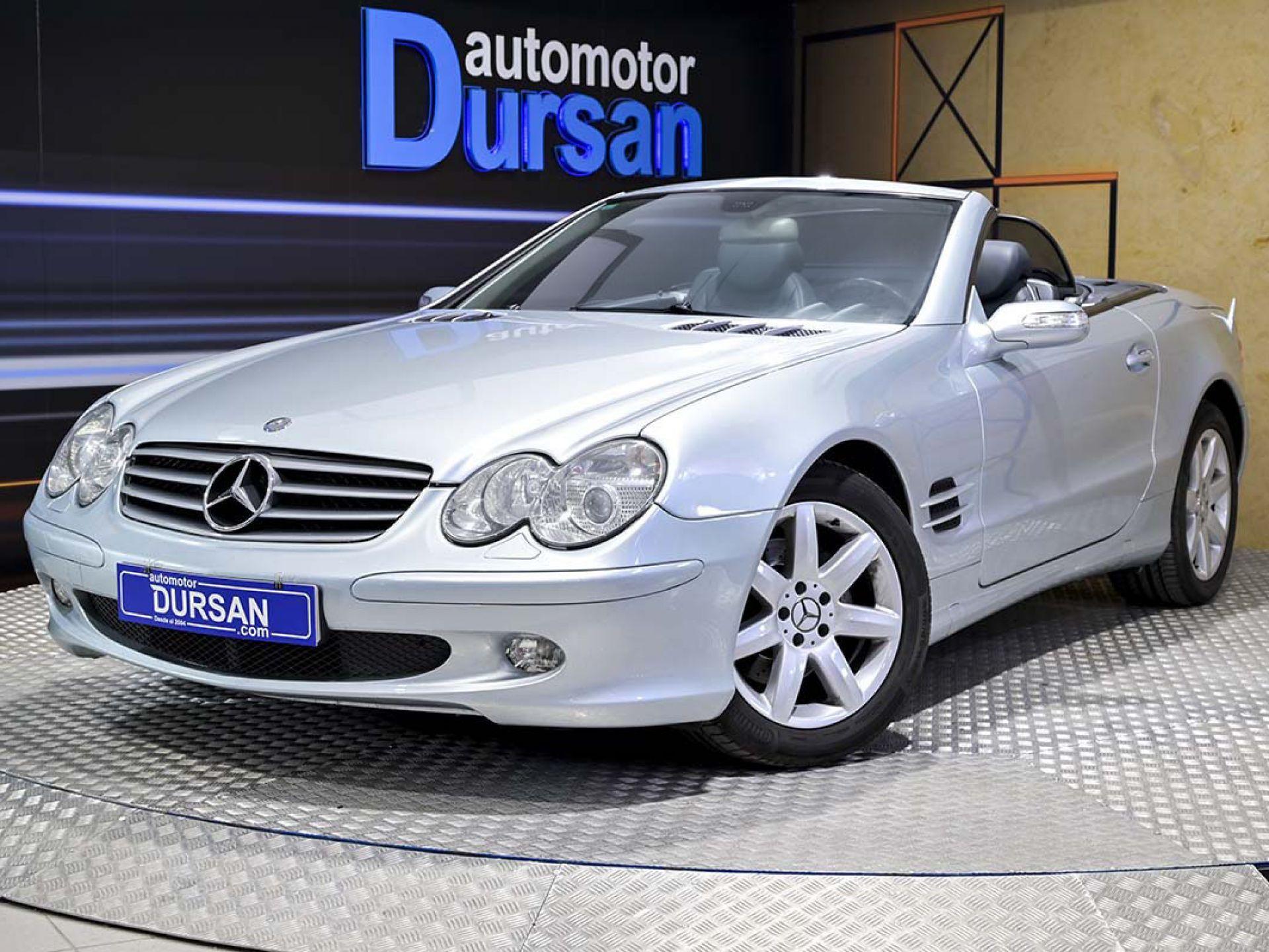 Mercedes Benz Clase SL ocasión segunda mano 2006 Gasolina por 18.990€ en Madrid