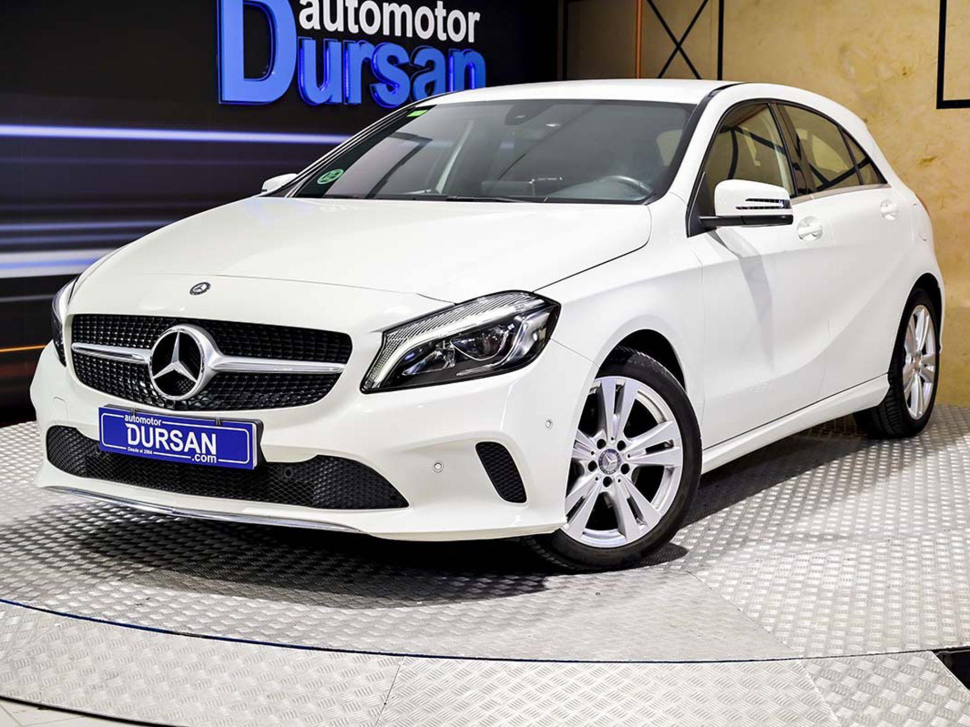Mercedes Benz Clase A ocasión segunda mano 2016 Diésel por 21.490€ en Madrid