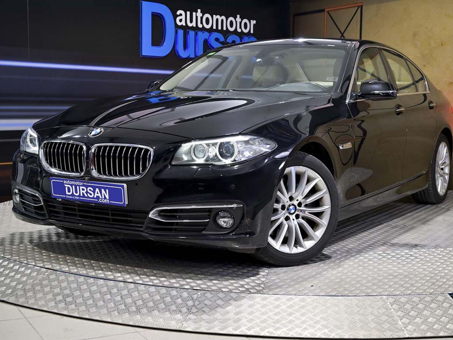 BMW Serie 5 ocasión segunda mano 2015 Gasolina por 22.990€ en Madrid