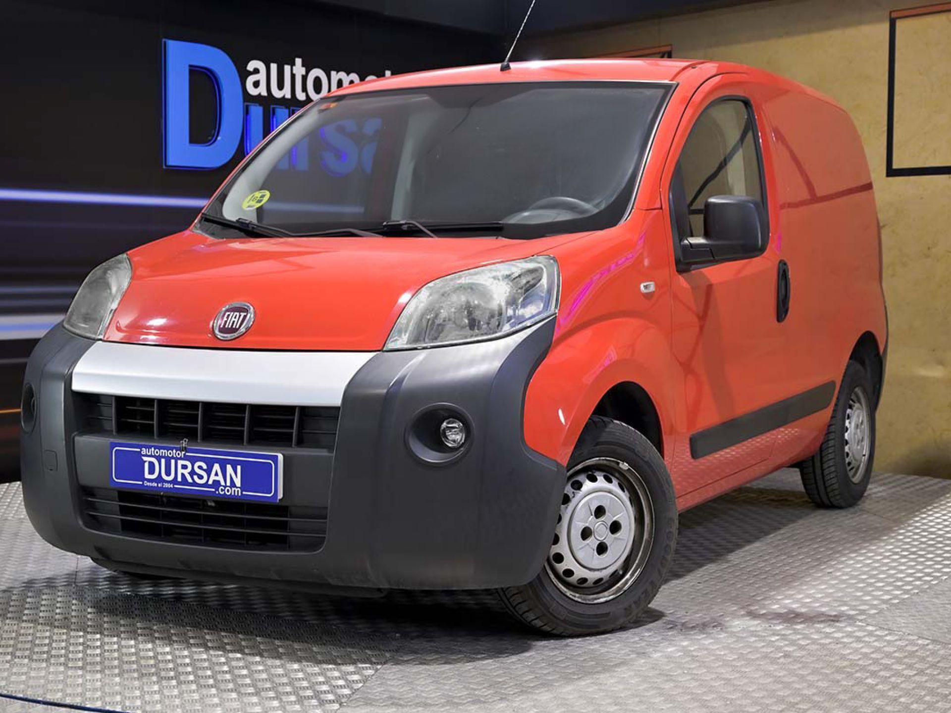 Fiat Fiorino ocasión segunda mano 2015 Diésel por 7.490€ en Madrid