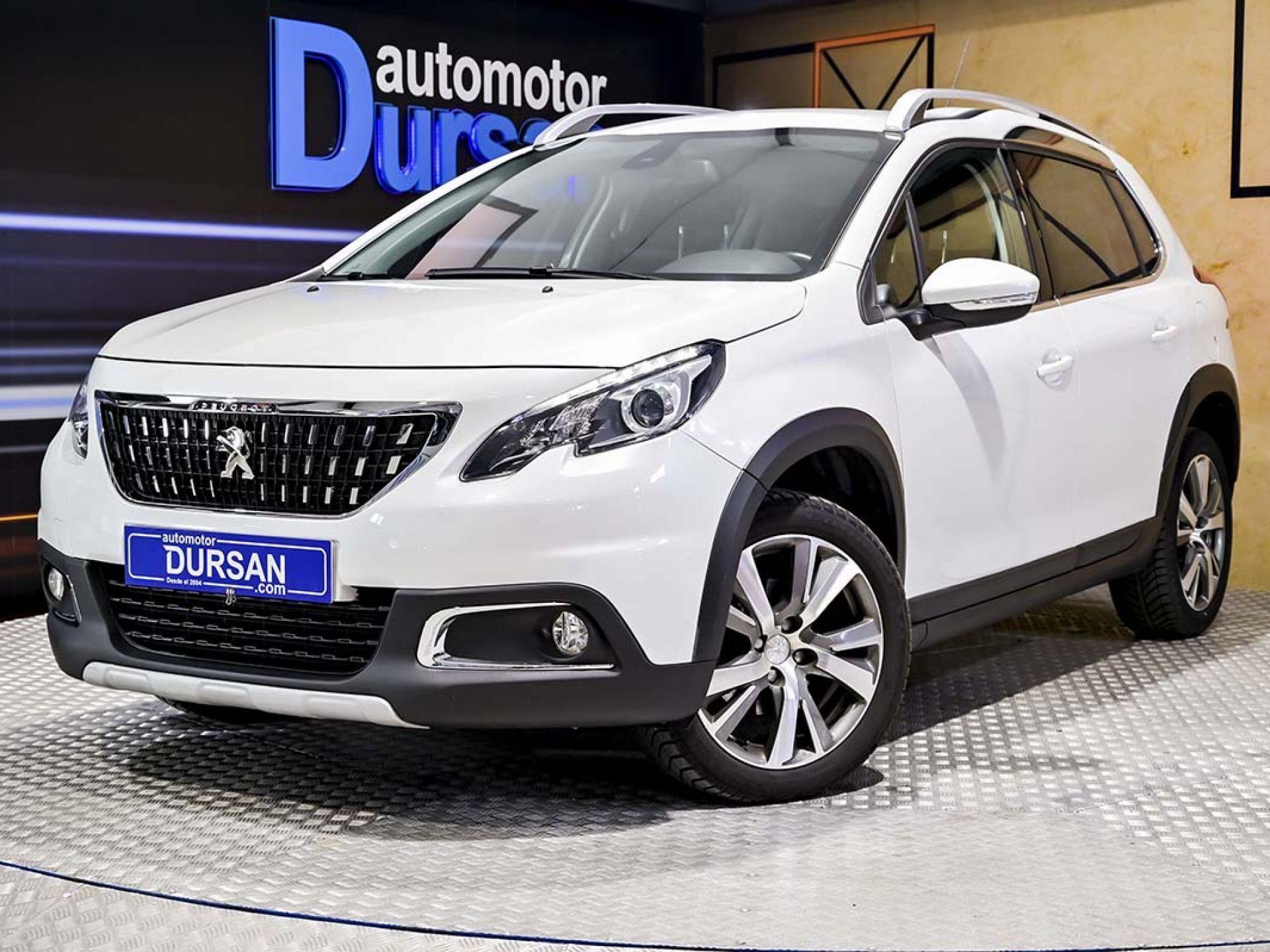 Peugeot 2008 ocasión segunda mano 2018 Diésel por 16.490€ en Madrid