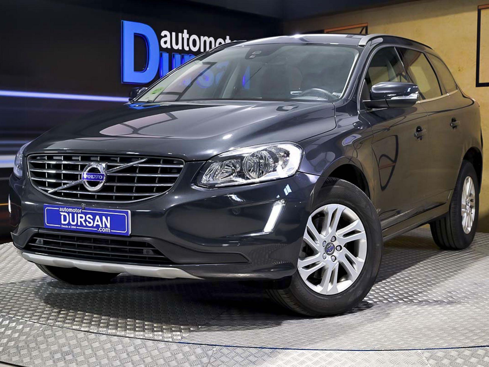 Volvo XC60 ocasión segunda mano 2017 Diésel por 24.990€ en Madrid