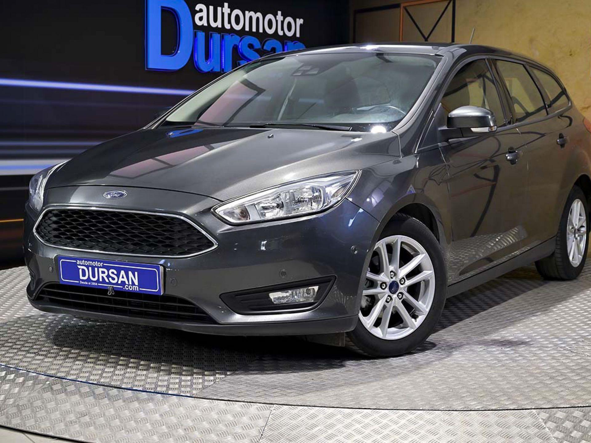 Ford Focus ocasión segunda mano 2017 Diésel por 12.490€ en Madrid