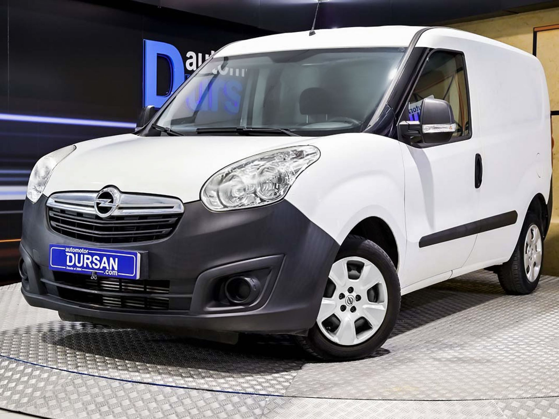 Opel Combo ocasión segunda mano 2017 Diésel por 10.690€ en Madrid