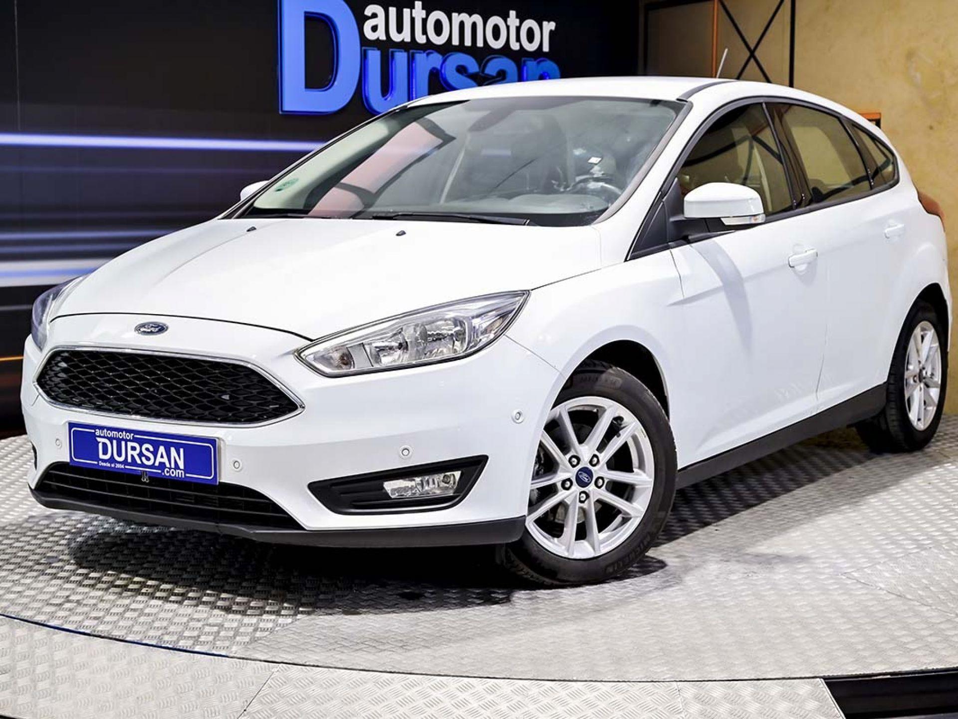 Ford Focus ocasión segunda mano 2018 Diésel por 13.990€ en Madrid