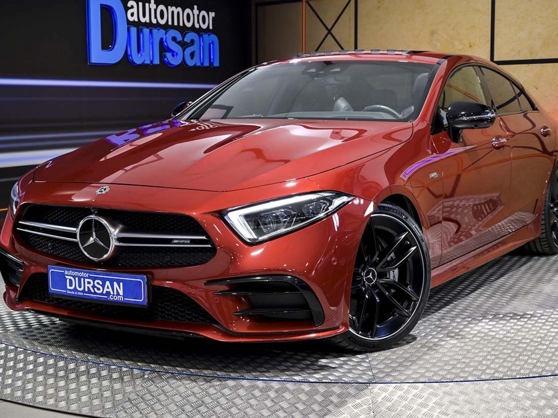 Mercedes Benz CLS ocasión segunda mano 2020 Híbrido por 94.990€ en Madrid