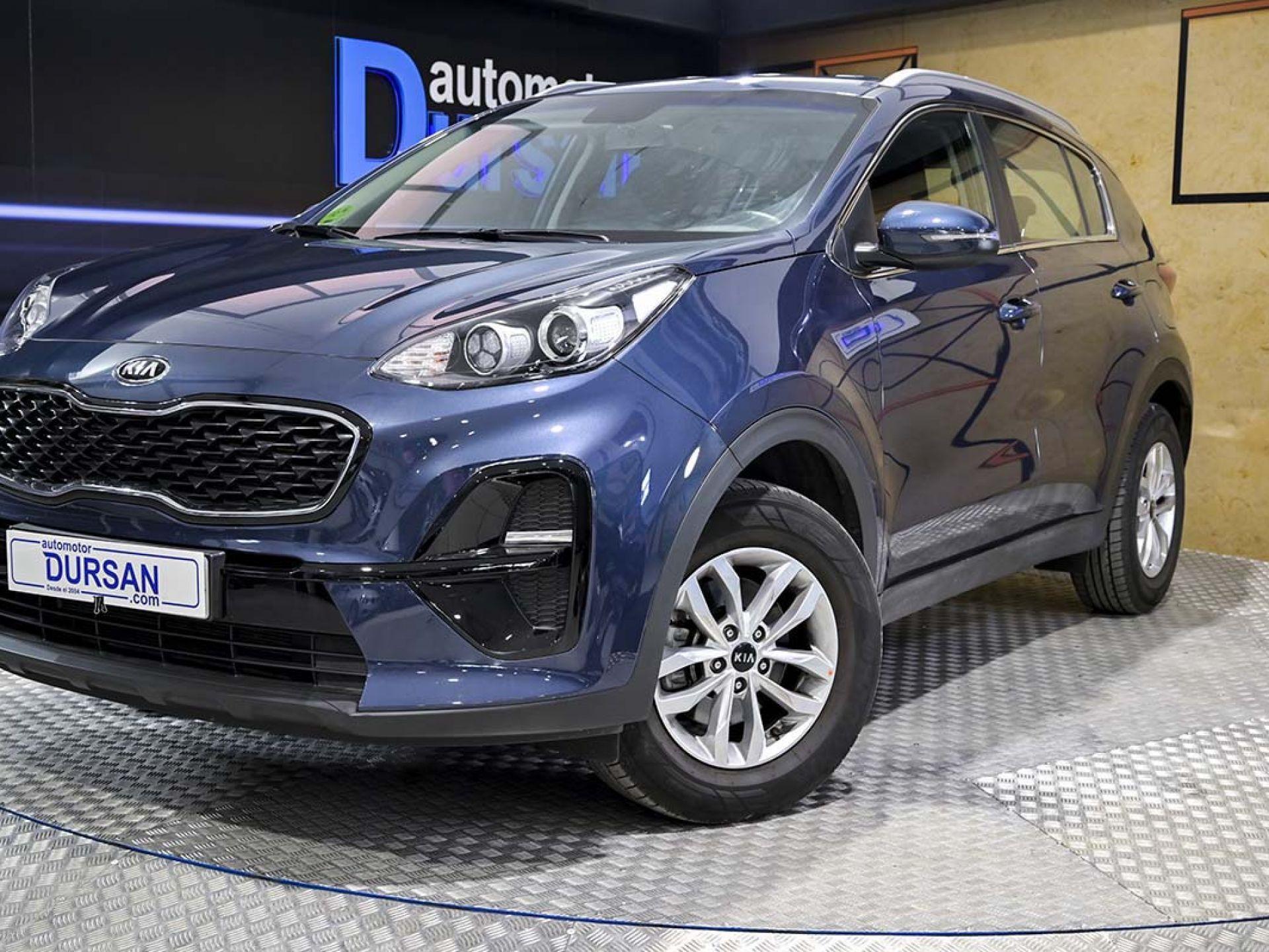Kia Sportage ocasión segunda mano 2020 Gasolina por 20.990€ en Madrid