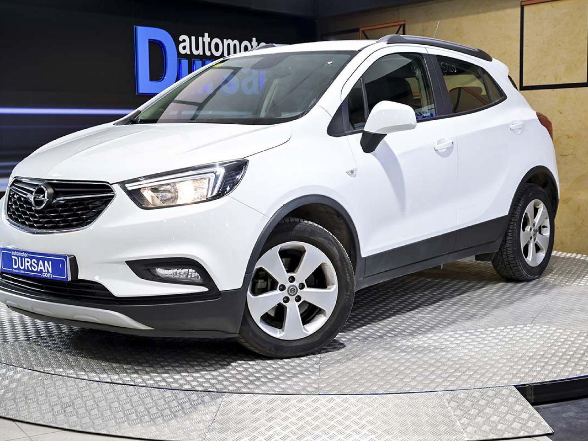 Opel Mokka X ocasión segunda mano 2017 Diésel por 13.690€ en Madrid