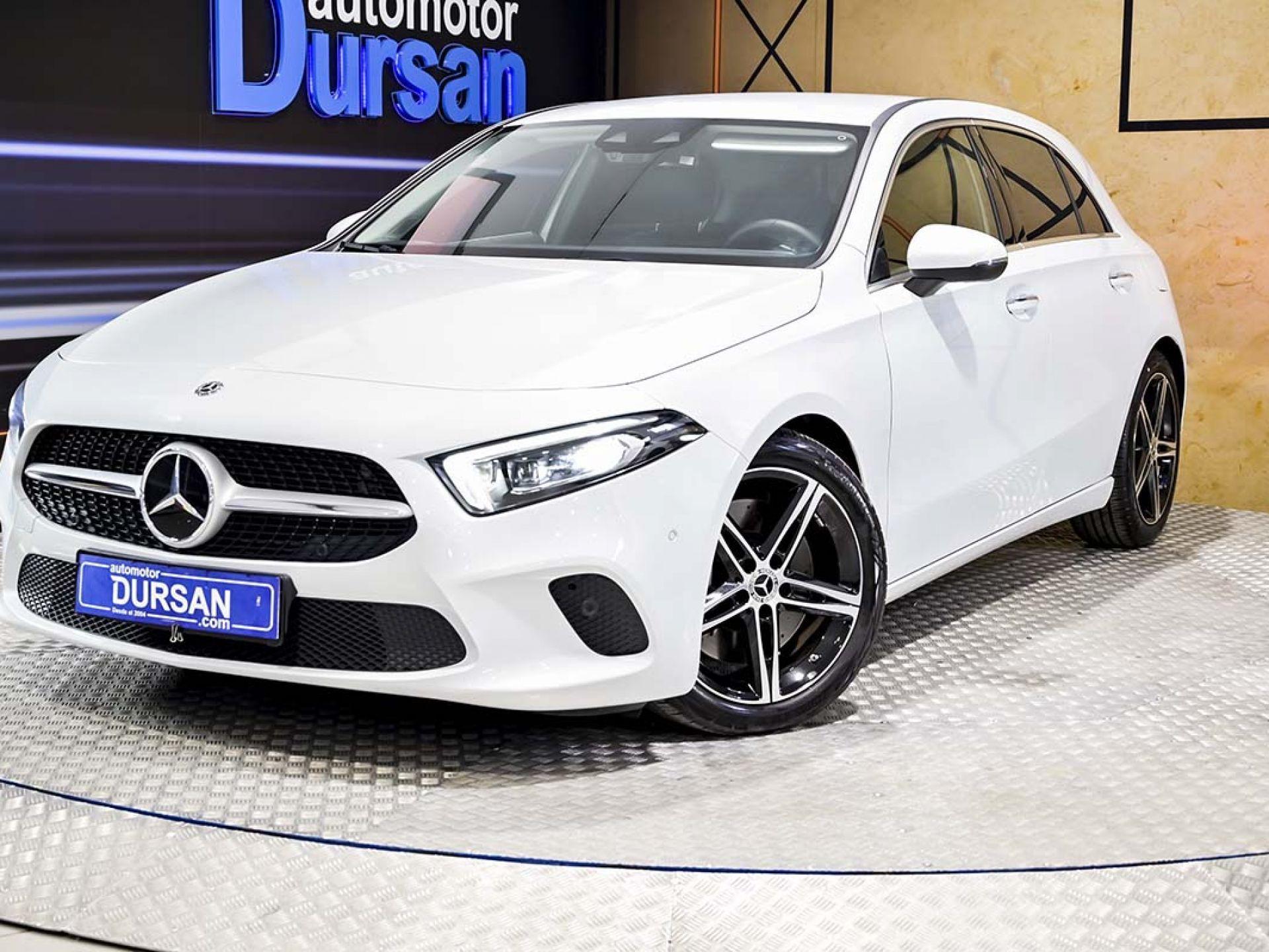 Mercedes Benz Clase A ocasión segunda mano 2020 Diésel por 36.990€ en Madrid