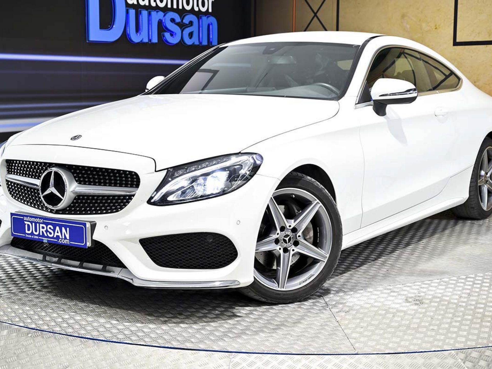 Mercedes Benz Clase C ocasión segunda mano 2017 Diésel por 29.990€ en Madrid