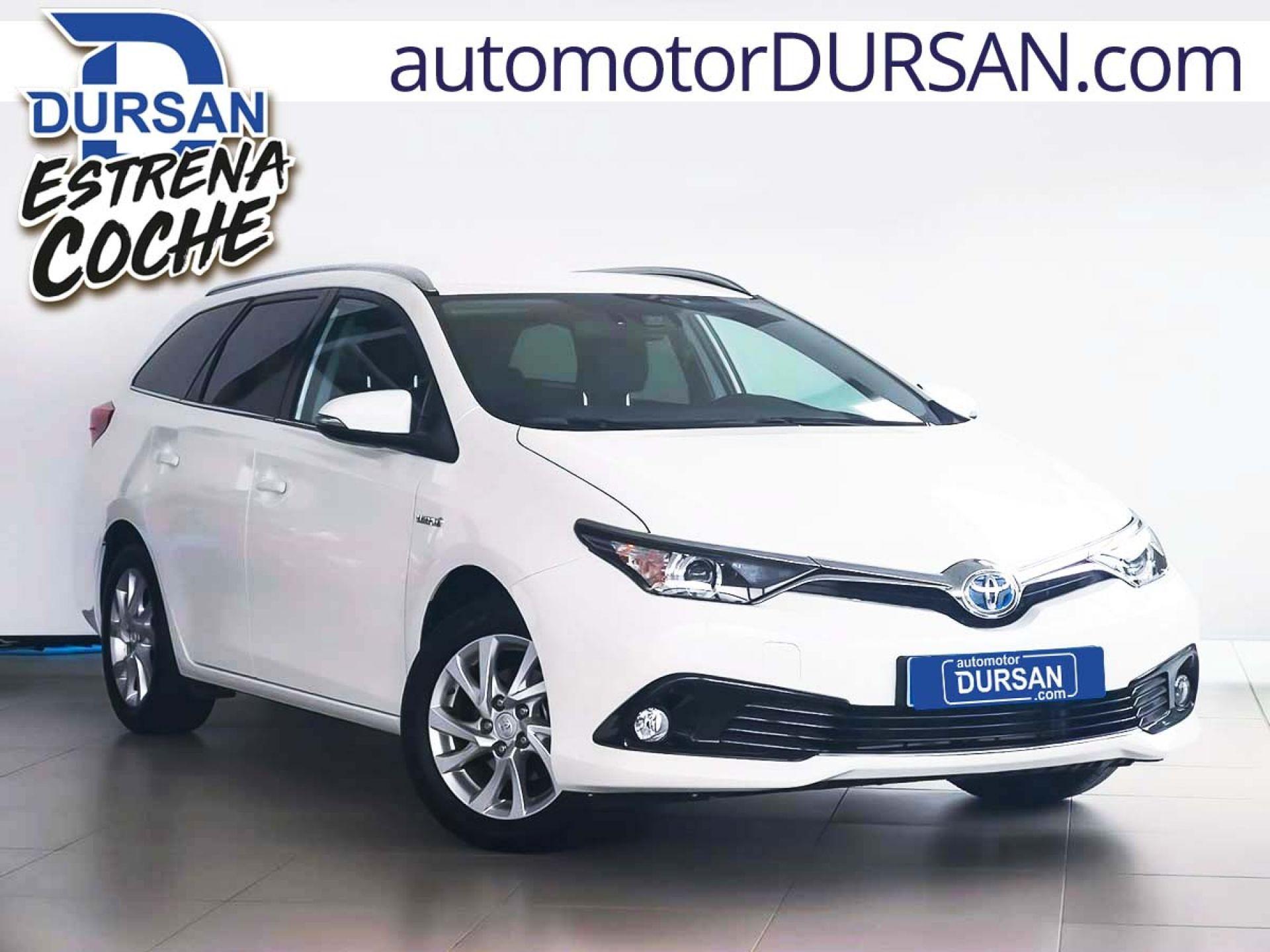 Toyota Auris ocasión segunda mano 2015 Híbrido por 13.950€ en Madrid